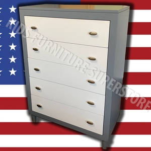 Item # US0021 Mod Chest - Made in USA<br><br>Durable & Super Strong<br><br>Available in 33 Different Color<br><br>Modifications Available<br><br>Different Knob & Drawer Front Options<br><br>Made to order<br>
