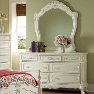 Item # A0011M - Dresser Sold Separately