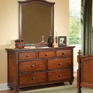 Item # 120DR 7 Drawer Dresser - *Mirror sold separately*<BR>