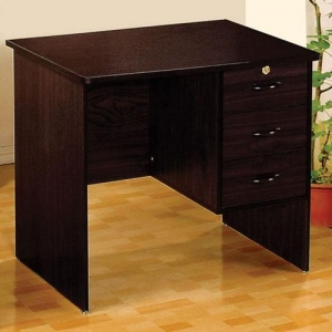 Item # 095D Computer Desk - Finish: Espresso<br><br>Dimensions: 47