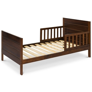 009TRB Modern Toddler Bed in Espresso