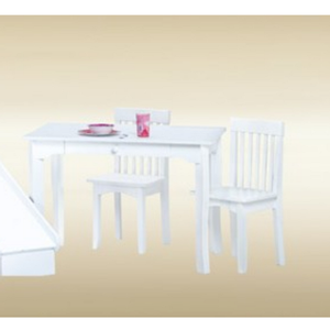 014KTCH Chair in White - W12