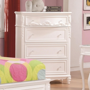 079CH Decorative Tall Chest - Dovetail construction and full extension glides ensures a solid drawer structure.<br><Br>Felt lined top drawers<br><br>