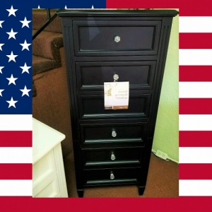 Item # US0035 Lingerie Chest - Made in USA<br><br>Durable & Super Strong<br><br>Available in 33 Different Color<br><br>Modifications Available<br><br>Different Knob & Drawer Front Options<br><br>Made to order<br>
