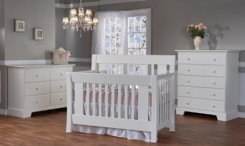 9100 Emilia Forever Crib