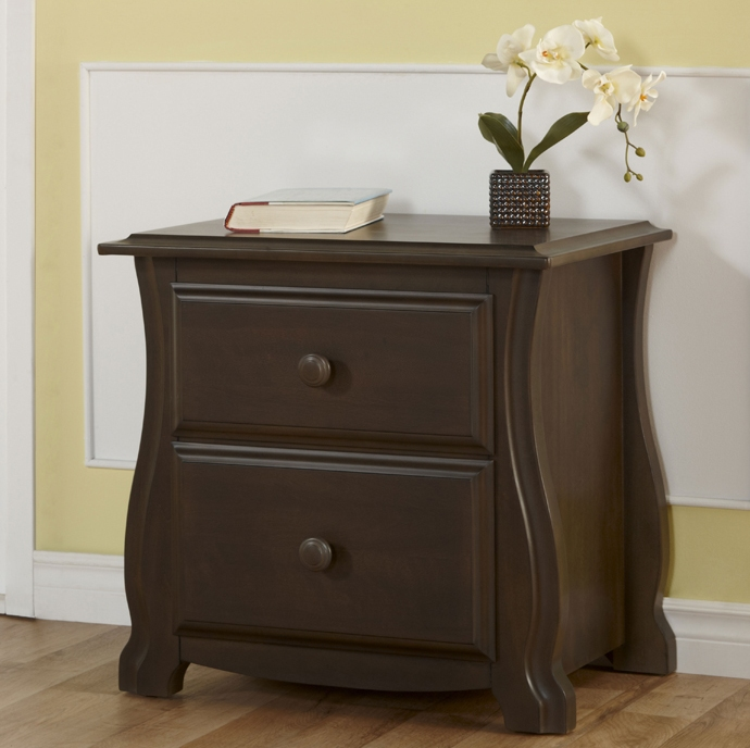 0629 Curved Nightstand