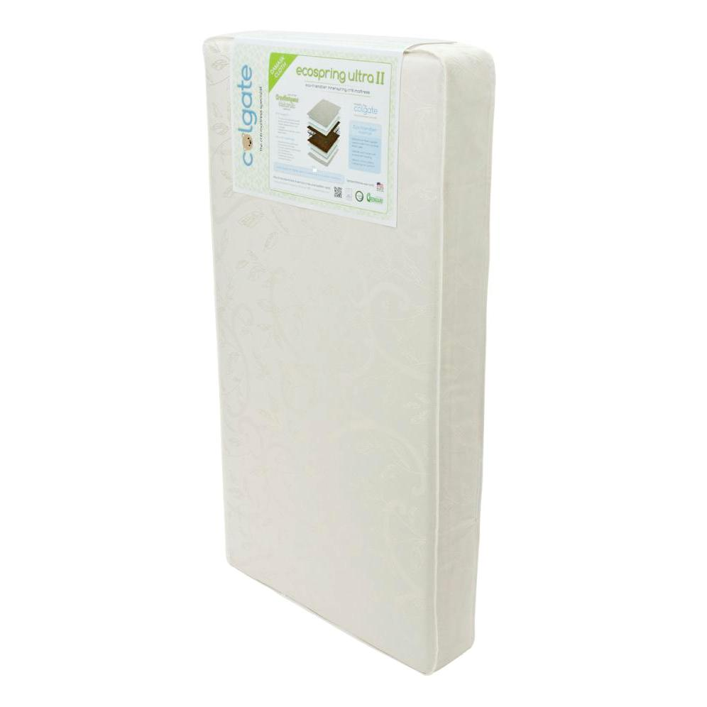 1015 EcoSpring Ultra II Crib Mattress