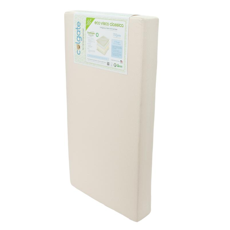 1010 EcoVisco Classica Crib Mattress