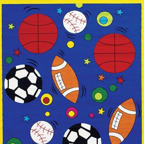 Item # 05 Sports Rug