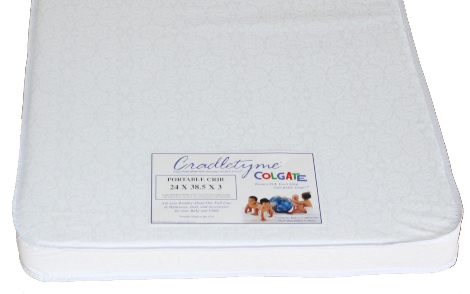 1026 Portable Mini Crib Mattress