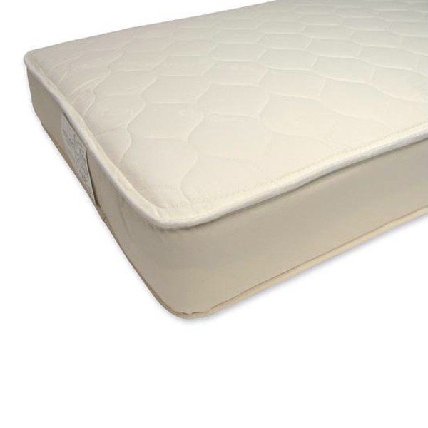 1007 Organic Cotton 2 in 1 Ultra/Quilted 252 Crib Mattress