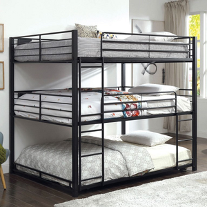 Item # A0001QB - Finish: Sand Black<br><br>Available in Twin or Full Sizes<br><br>Dimensions: 83L x 62 3/4W x 74 3/8H