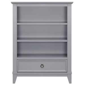 Item # 004BC - Finish: Grey<br>Assembled Dimensions: 37.04 x 15.1 x 49.4<br>Assembled Weight: 92.6 lbs