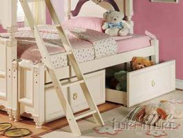 02605 Doll House Collection Underbed Drawers