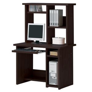 Item # 107D Computer Desk - Finish: Espresso<br><br>*Hutch Sold Separately<br><br>Dimensions: 39