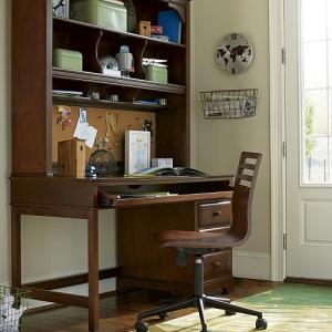 Item # 003HC Desk Hutch - <b>DesK Sold Separately</b><br><br>Touch Lighting<br><br>