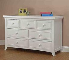 1560 Alex Collection Double Dresser
