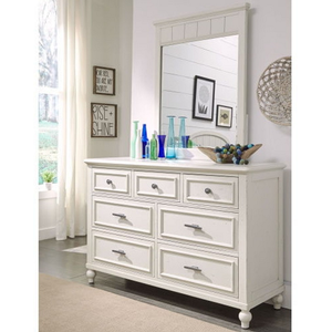 Item # A0003M - Finish: Pearl White<br><br>Dimensions: 32W x 2D x 40H