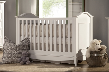 0301 Timeless Crib - Assembled Size: 56