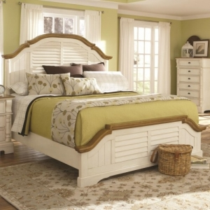Item # 008Q Queen Bed