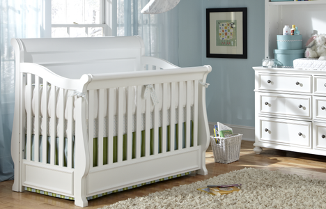 MADISON STATIONARY CRIB