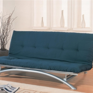 Item # 011FN Futon Frame - *Futon Pad Sold Separately*