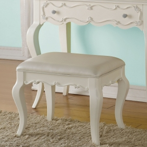 Item # A0003KCH - Finish: Pearl White<br><br>Dimensions: 22W x 16D x 18H