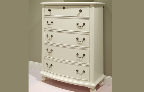 SHELL DRAWER CHEST