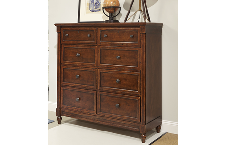 BIG SUR DBL DRAWER CHEST