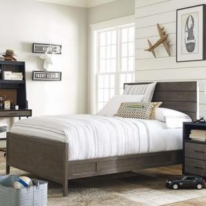 Item # 002FB Full Reading bed - Built-in reading light<br><br>