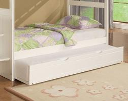 929-078 Angelica Collection Trundle - Dimensions: 74 3/8