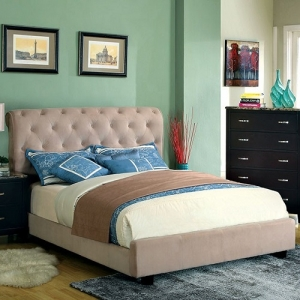 Item # 019Q Queen Bed
