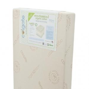 1011 EcoClassica I Organic Cotton Crib Mattress