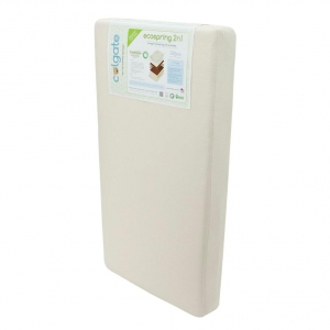 1014 EcoSpring 2-in-1 Crib Mattress - Dimensions: 51.625