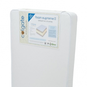 1018 Foam Supreme Super Lightweight Crib Mattress