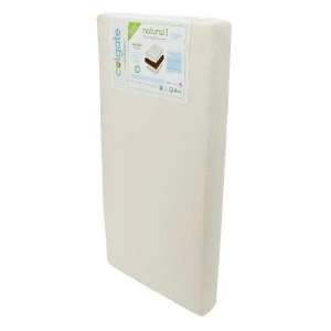 "1009 Natural I Crib Mattress - Dimensions: 52"" x 27.5"" x 5"""