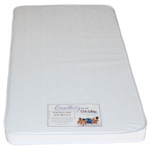 1026 Portable Mini Crib Mattress - Dimensions: 38.5