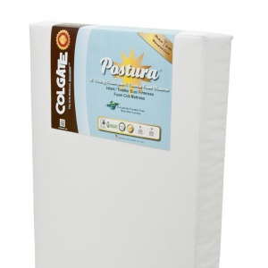 1022 Postura Dual Firmness Eco Memory Foam Crib Mattress