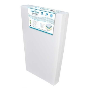 1027 Diamond Crib Mattress - Dimensions: 6