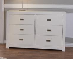 0566 Classic Double Dresser - Assembled Dimensions: 50