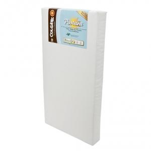 1022 Postura Dual Firmness Eco Memory Foam Crib Mattress - Dimensions: 51.625