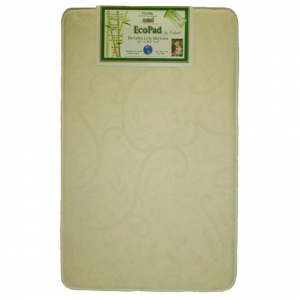 1025 Eco Porta-Crib Mattress Pad - Dimensions: 38.5