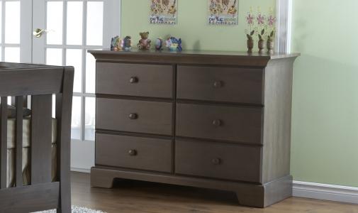0559 Volt Double Dresser - Assembled Dimensions: 50