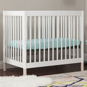 Item # 002MIN - Made in Taiwan<BR> DIMENSIONS<BR> Assembled Dimensions: 39.75in x 26in x 35in<BR> Assembled Weight: 37 lbs<BR> Fits a US mini crib mattress (37 x 23.875in) up to 5in thick<BR>